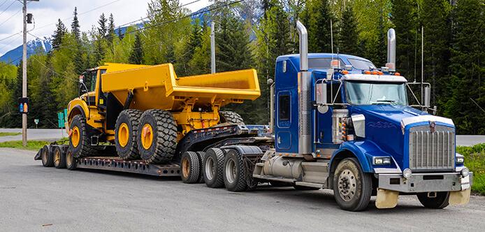flatbed heavy-haul