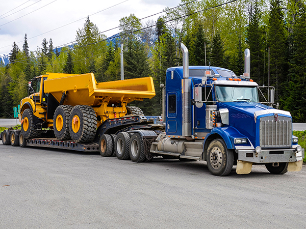 heavy-haul transport