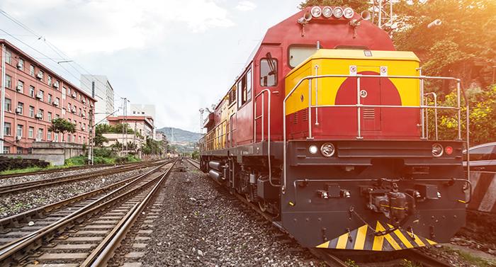 rail-to-rail transportation