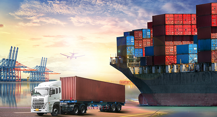 shipping and repositioning logistics